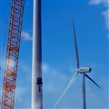 Erection of Wind turbines