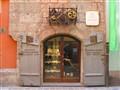 Clockmaker's shop