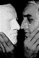 Saeed and  him mask
