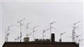 Roof - Antenna - Dish sample