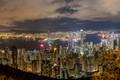 Hong Kong Postcard-