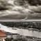 Storm clouds Bratislava
