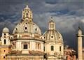 ROME 2 DOMES + TRAJANS COLUMN