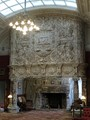 Italian marble fireplace Craigside House, Northumberland
