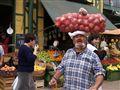 mercado en Valparaiso