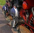 Steamtrain maintenance