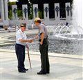 The Greatest Generation - WW II Memorial