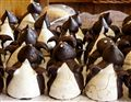 March of the chocolate penguins